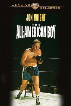 The All-American Boy movie poster.