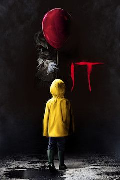 Poster for the movie It