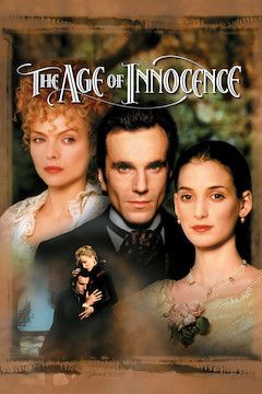 The Age of Innocence movie poster.
