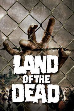 Land of the Dead movie poster.