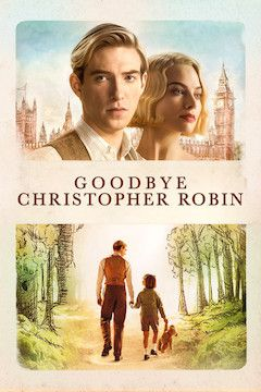 Goodbye Christopher Robin movie poster.