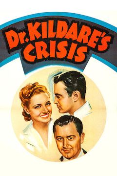 Dr. Kildare's Crisis movie poster.