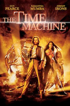 The Time Machine movie poster.