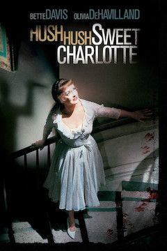Hush...Hush, Sweet Charlotte movie poster.