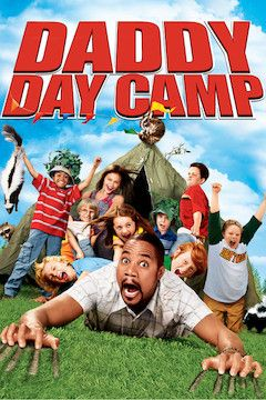 Daddy Day Camp movie poster.