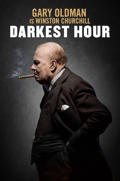 Poster for the movie Darkest Hour