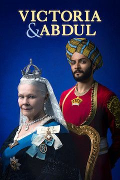 Victoria and Abdul movie poster.
