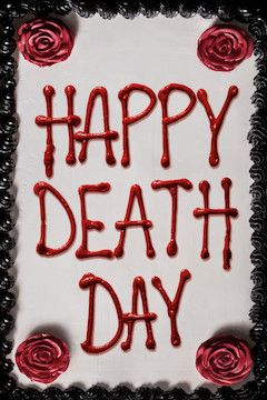 Happy Death Day movie poster.