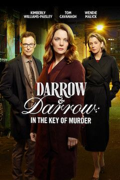 Poster for the movie Darrow & Darrow: In the Key of Murder