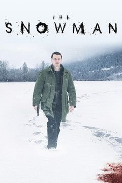 The Snowman movie poster.