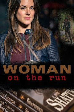 Woman on the Run movie poster.