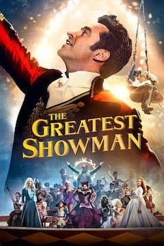 Poster for the movie The Greatest Showman