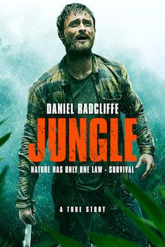 Jungle movie poster.