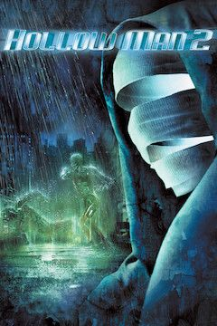 Hollow Man II movie poster.