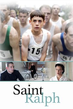 Saint Ralph movie poster.