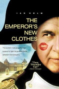The Emperor's New Clothes movie poster.