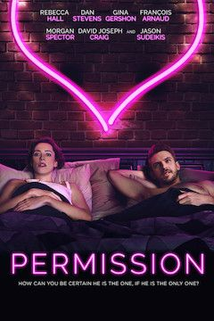 Permission movie poster.