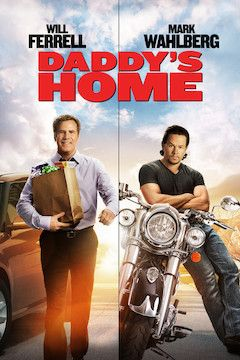 Daddy's Home movie poster.