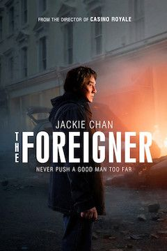 The Foreigner movie poster.