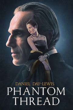 Poster for the movie Phantom Thread