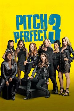 Pitch Perfect 3 movie poster.