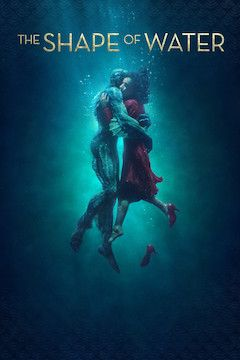 The Shape of Water movie poster.