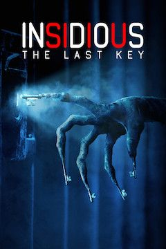 Insidious: The Last Key movie poster.