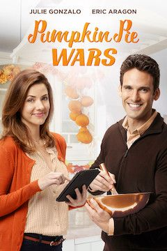 Pumpkin Pie Wars movie poster.