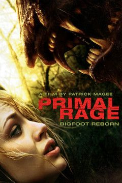 Primal Rage movie poster.