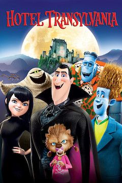 Poster for the movie Hotel Transylvania