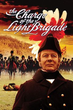 Charge of the Light Brigade movie poster.