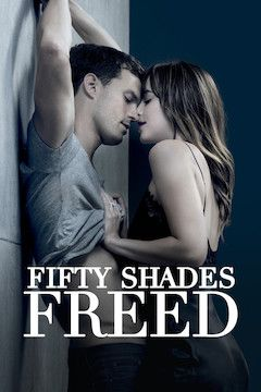 Fifty Shades Freed movie poster.