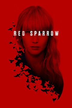 Red Sparrow movie poster.