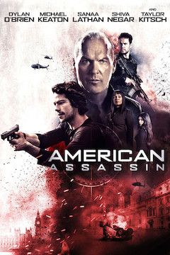 American Assassin movie poster.