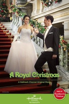 A Royal Christmas movie poster.