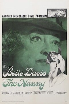 The Nanny movie poster.