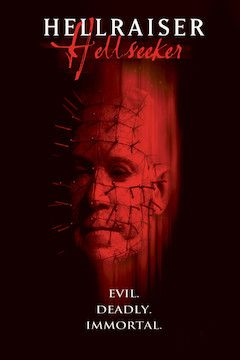 Hellraiser: Hellseeker movie poster.