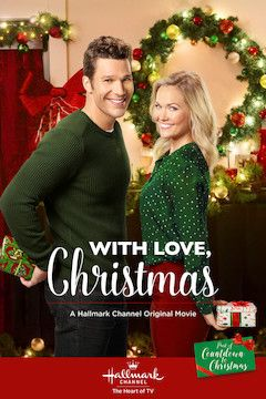 Poster for the movie With Love, Christmas
