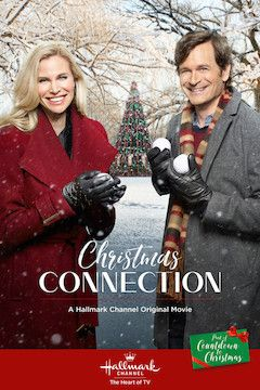 Christmas Connection movie poster.