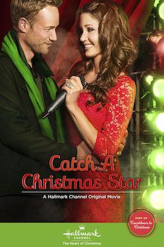 Catch a Christmas Star movie poster.