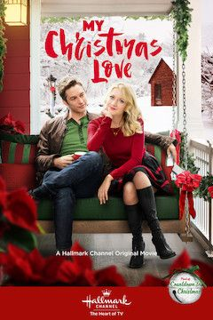 My Christmas Love movie poster.