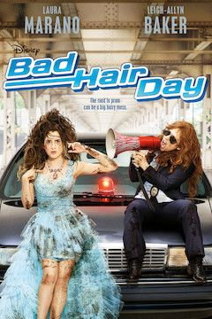 Bad Hair Day movie poster.