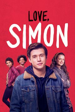 Love, Simon movie poster.