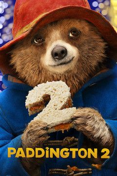 Poster for the movie Paddington 2