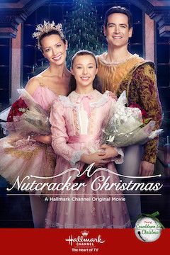 A Nutcracker Christmas movie poster.