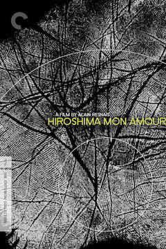 Hiroshima, Mon Amour movie poster.