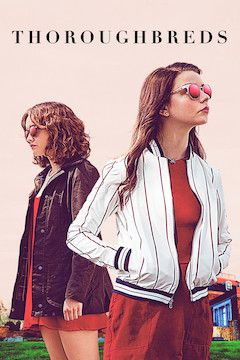 Thoroughbreds movie poster.