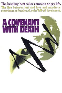 A Covenant With Death movie poster.