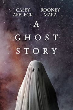 A Ghost Story movie poster.