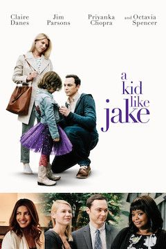 A Kid Like Jake movie poster.